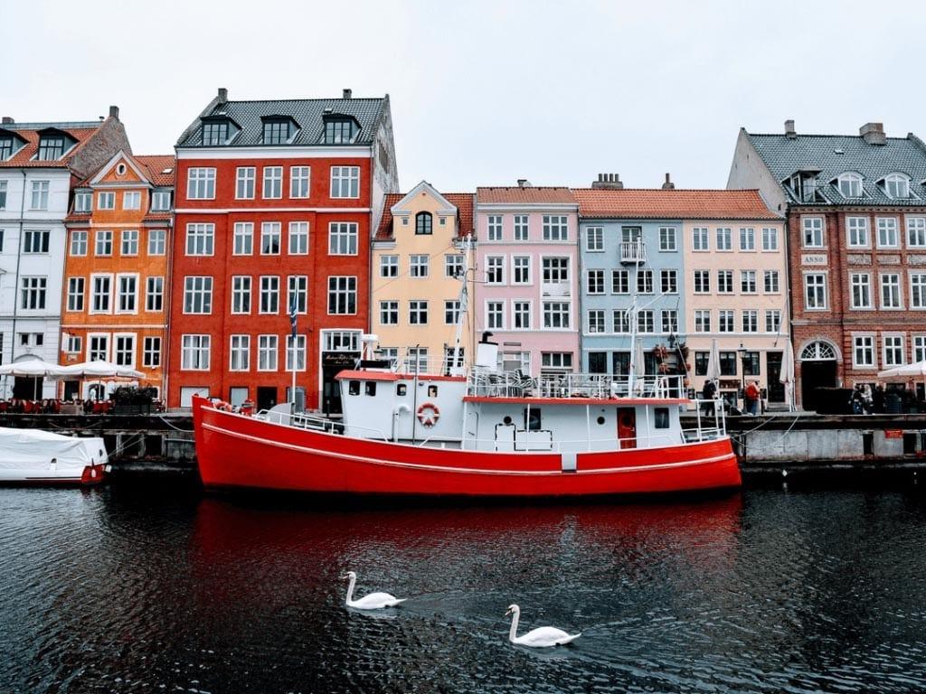 Travel Guide Copenhagen Denmark