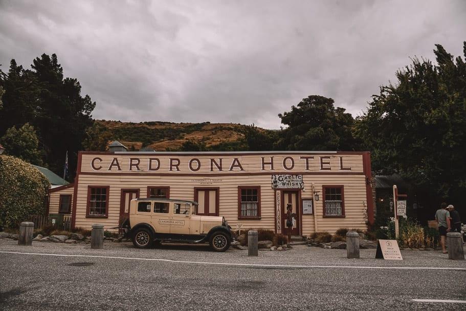 cardona-hotel, lake-wanaka-to-queenstown, interesting-things-