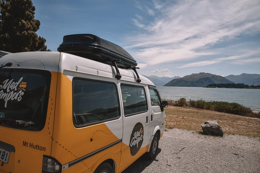 mad-campers, best-nz-camper-van, nz-roadtrip-itinerary-2-weeks