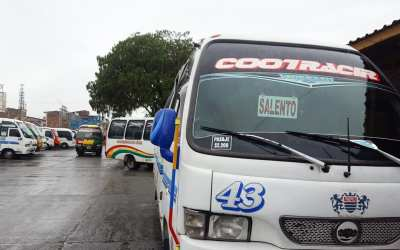 How to Travel from Salento to Cali & Popayan by Bus