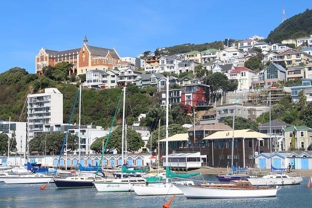 Wellington, Kaikoura-Wellington, north-island-roadtrip-destinations, where-to-stay-north-island-new-zealand, nz-north-island-itinerary