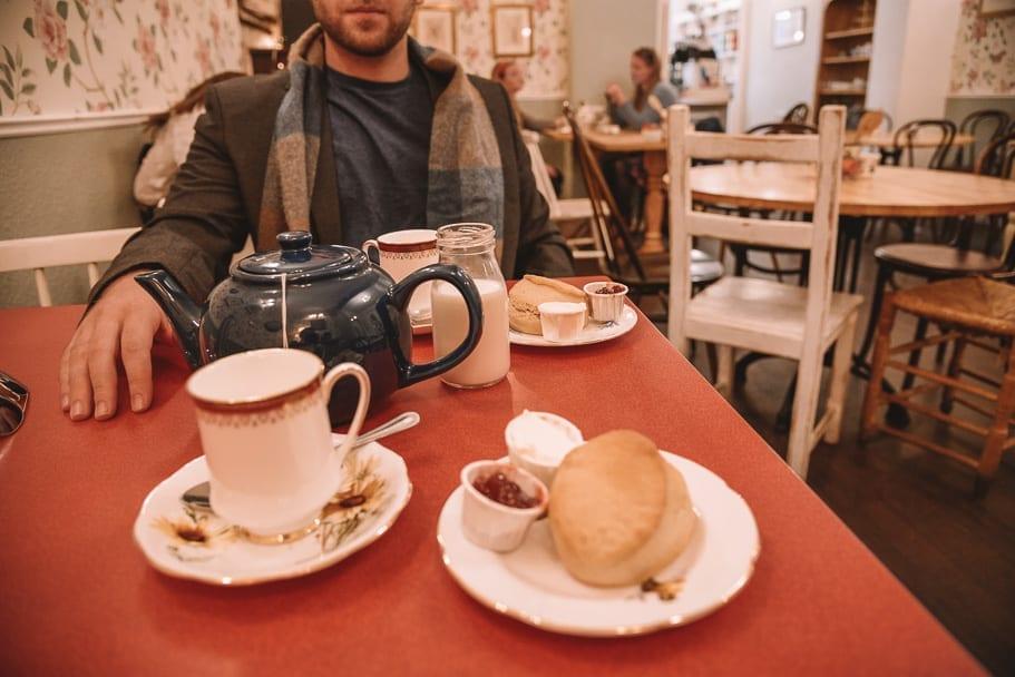 9 Quaint Cafes & Tea Rooms for Scones in London