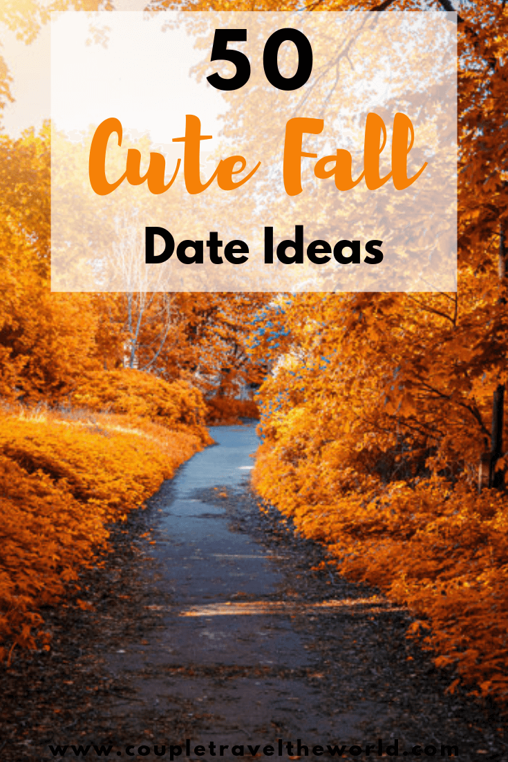 Cute Fall Date Ideas