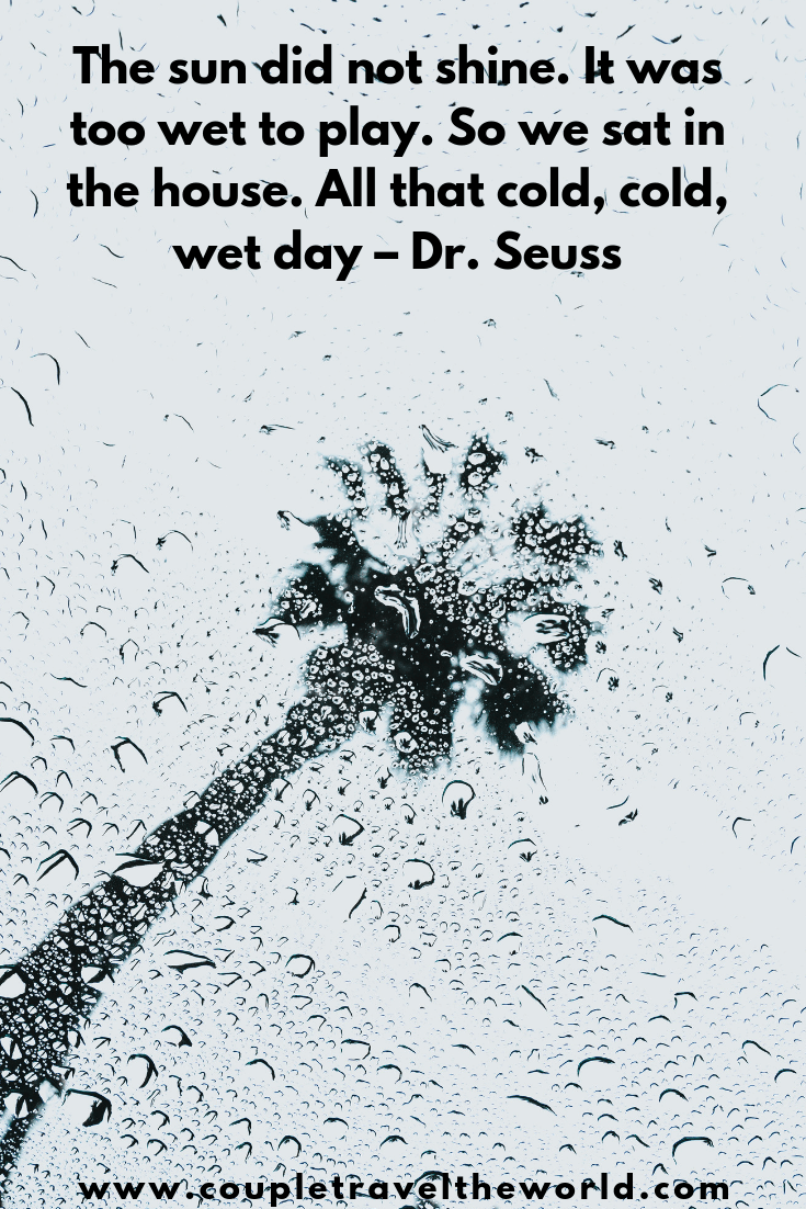 100+ Rainy Day Quotes - Perfect Instagram captions for a ...