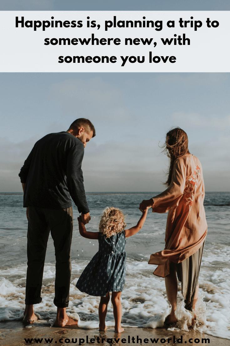 Travel Family Instagram Captions