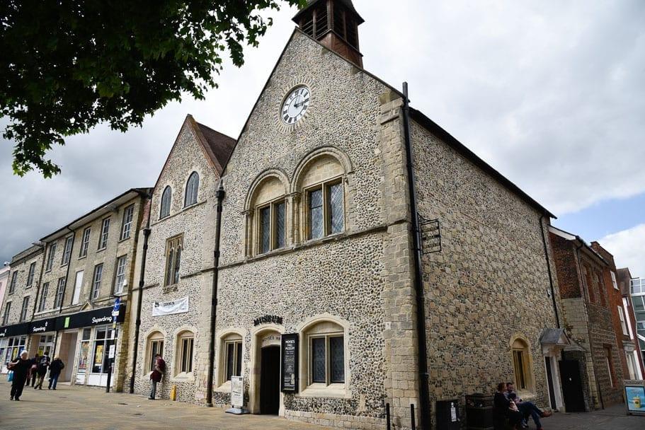 Moyses-Hall-Museum
