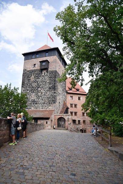 Nuremburg-castle