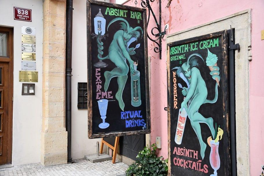 Absinthe-Bar-hidden-gem-prague