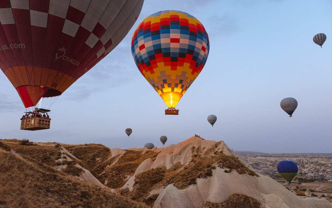 36 Incredible Hot Air Balloon Festivals in the USA + a Complete list (2019)
