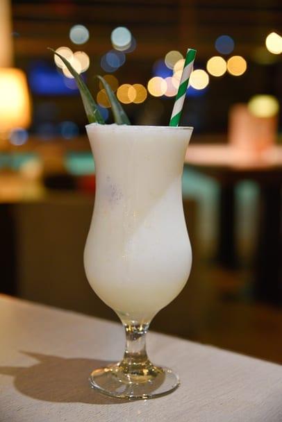 Hilton-Garden-Inn-Krakow-cocktail