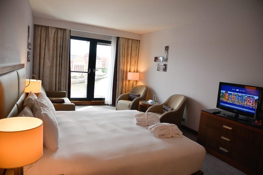 Hilton-Gdansk-room
