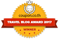 Travel Blogs Award 2017 – winner