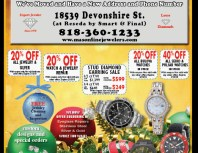 Mason Fine Jewelers, Chatsworth, coupons, direct mail, discounts, marketing, Southern California