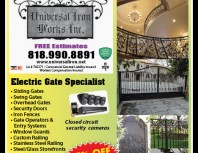 Universal Iron Works, Chatsworth, coupons, direct mail, discounts, marketing, Southern California