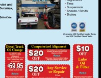 Rick's Automotive, Granada Hills, coupons, direct mail, discounts, marketing, Southern California