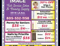Ultima Image, Moorpark, coupons, direct mail, discounts, marketing, Southern California