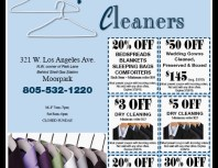 Fifth Avenue Cleaners, Moorpark, coupons, direct mail, discounts, marketing, Southern California