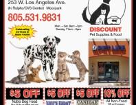 Pet Life, Moorpark, coupons, direct mail, discounts, marketing, Southern California