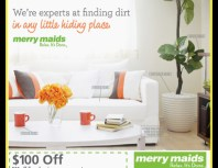 Merry Maids, Moorpark, coupons, direct mail, discounts, marketing, Southern California