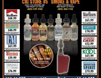 Smoke & Vape, Simi Valley,, coupons, direct mail, discounts, marketing, Southern California
