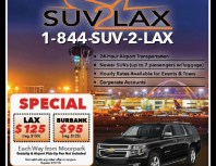 SUV 2 LAX, Simi Valley,, coupons, direct mail, discounts, marketing, Southern California