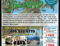Island Health & Fitness, Simi Valley,, coupons, direct mail, discounts, marketing, Southern California