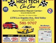 High Tech Car Care, Simi Valley,, coupons, direct mail, discounts, marketing, Southern California