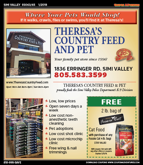 Simi Valley 93063 65 January 2018 Coupons Coupon Adventures