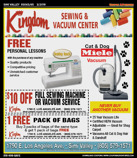 Simi Valley 93063 65 March 2019 Coupons Coupon Adventures