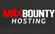 MaxBounty Hosting screenshot