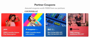 Grofers Partners Coupons