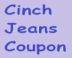 Cinch Jeans Coupon