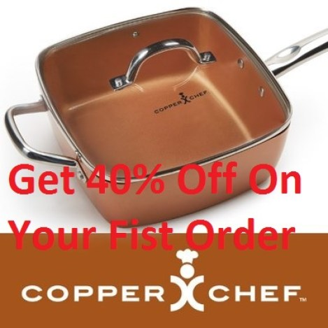 Copper Chef Coupon Code Get 45% Discount