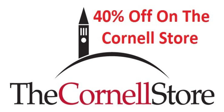 Cornell Store Coupon Get extra 45% Discount