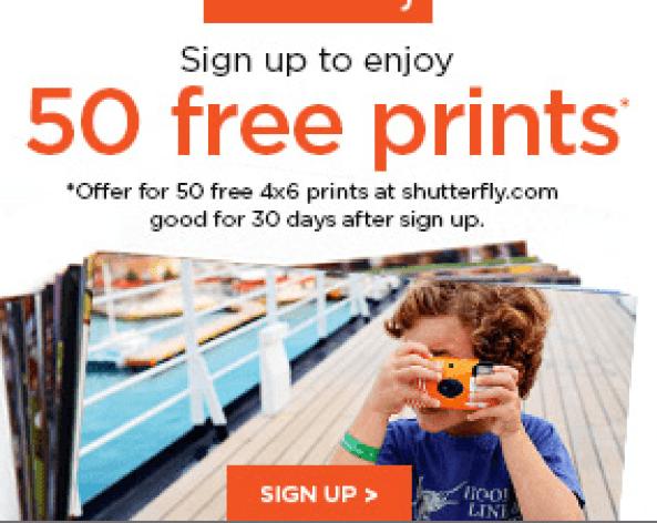 Free Prints Promo Code Discount 10%