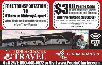 peoria Charter promo Codes printable 2019