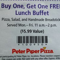 About Peter Piper Pizza