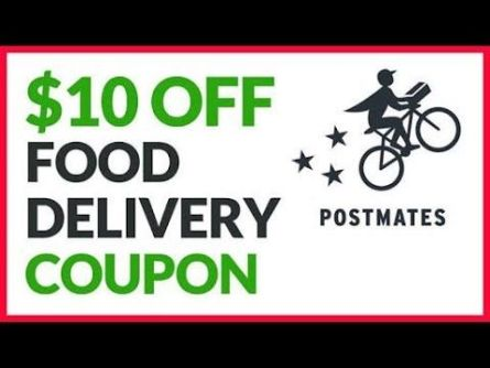 Postmates Promo Code Discount 25$