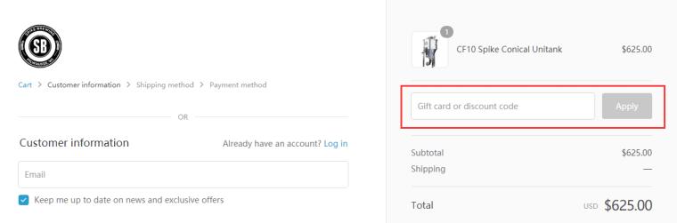 Spike Brewing Discount Code