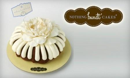 Nothing Bundt Cake Coupon $ 15 Off