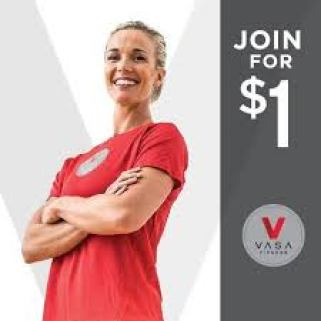 Vasa Fitness Promo Code for discount