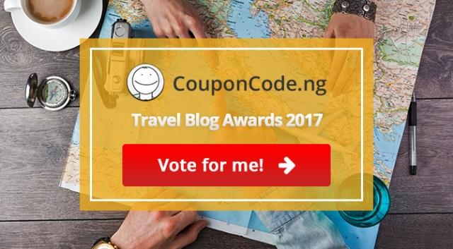 Travel Blog Awards 2017