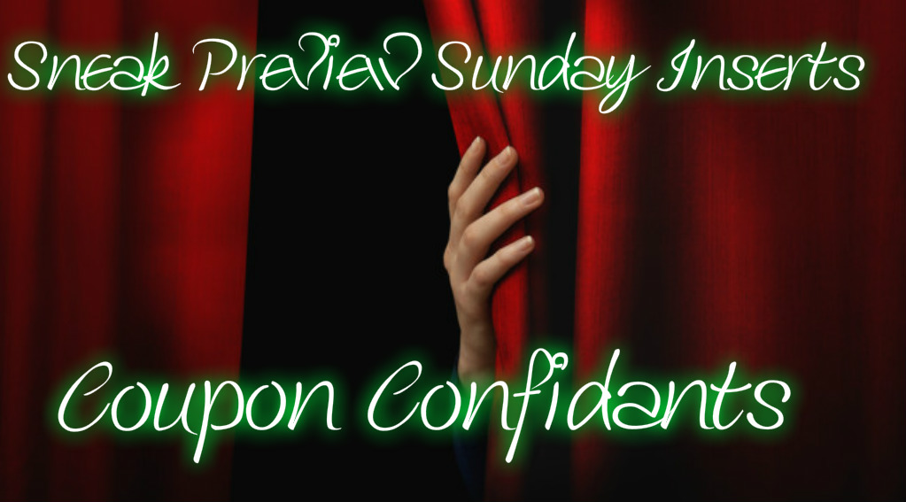 Sunday Coupon Insert Preview Is Here June 16 2019 Coupon Confidants