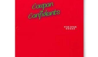 BTS Savings at Target! .23 for Five Star folders