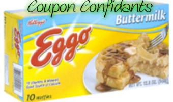 $1.00 Eggo Waffles at Dollar General