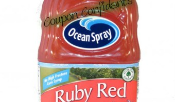 Ocean Spray Grapefruit Juice @ Kroger