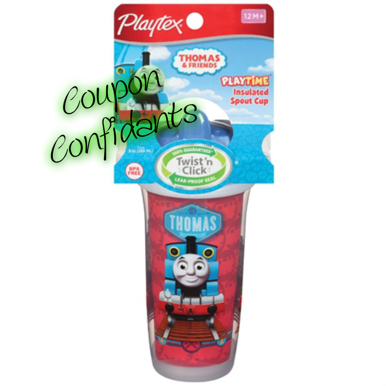 Playtex sippy cups only .24 @ Walgreens!