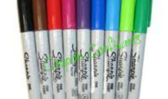 4 pack of Sharpies at Target  for $1.60 each