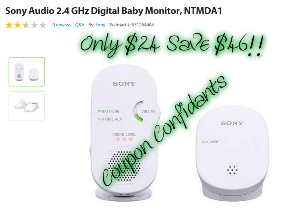AWESOME deal on Baby monitors!!