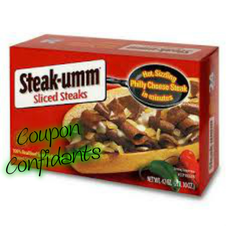 HOT! RARE! Steak Umms coupon – print now!
